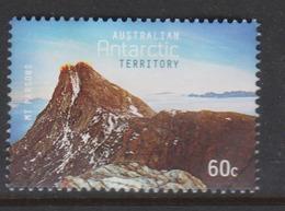 Australian Antarctic Territory ASC 204 2013 Antarctic Mountains,60c Mt Parsons,used, - Used Stamps