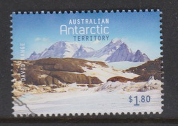 Australian Antarctic Territory ASC 207 2013 Antarctic Mountains,$ 1.80 David Range,used - Used Stamps