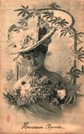 Femme Photo 823 Chapeau (royer Nancy - Donne