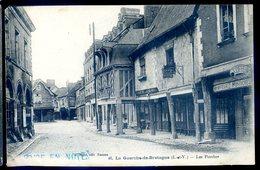 Cpa Du 35  La Guerche De Bretagne  Les Porches  DEC19-09 - La Guerche-de-Bretagne
