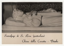 535 Cartolina Non Viaggiata Santa Rosa Da Viterbo - Viterbo