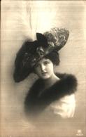 Femme Photo 827 Chapeau - Femmes