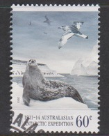 Australian Antarctic Territory ASC 210 2013 Expedition Part III 60c Seal, - Used Stamps
