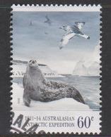 Australian Antarctic Territory ASC 210 2013 Expedition Part III 60c Seal, - Australian Antarctic Territory (AAT)