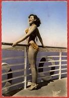 ** CARTE  JOIE  De  VIVRE  1951 ** - Pin-Ups