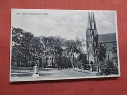 Elm Street   Massachusetts > Northampton >     Ref 3807 - Northampton