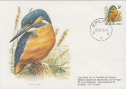 Lote 269FDC - Alcedo Atthis - 1985-.. Birds (Buzin)