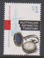 Australian Antarctic Territory ASC 243 2017 Cultural Heritage,$ 1.00 Exploration,Used - Australian Antarctic Territory (AAT)