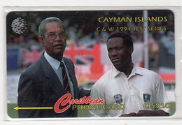 CAYMAN ISLANDS REF MV CARDS CAY-12A Année 1995 12CCIA - Islas Caimán