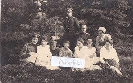 Foto Kriegsgefangenenlager Soltau 1919 POW Don-Kosaken Offiziere Russland 1.Weltkrieg Ww1 - Dresden
