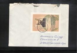 Germany / Deutschland DDR 1987 100 Years Of Esperanto Interesting Cover - Esperanto
