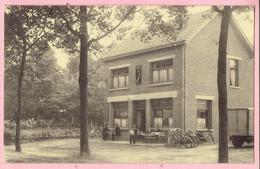 Kasterlee - Pensioen DE BERGEN - K. Vanwesemael-Borghs - Geelsche Steenweg - 1945 - Kasterlee