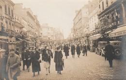 Alençon : Carte-photo De La Rue St. Blaise. (TTB Animation). - Alencon