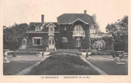 77 - BARBIZON - La Bergerie - Barbizon