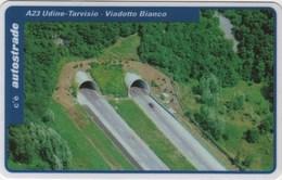 *ITALIA: VIACARD - A23 UDINE-TARVISIO (L.50000)* - Usata - Non Classificati
