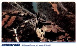 *ITALIA: VIACARD - A1 ROMA-FIRENZE (L.100000)* - Usata - Non Classificati