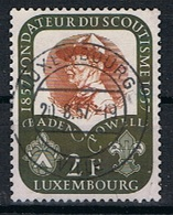 Luxemburg Y/T 526 (0) - Usati
