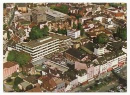 Siegburg - Blick Auf Rathaus Und Städt. Krankenhaus - Luftaufnahme - Siegburg