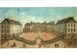CPM 54 Lunéville - Musée Du Château : Garnison Des Gendarmes Rouges, Le Château De Lunéville. Association Des Amis - Luneville