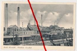 Mücheln (Geiseltal) - Grube Elisabeth - Ca. 1925 - Sonstige