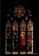45 (Loiret) Orléans - Série Complète De 10 CPM Des Vitraux Cathédrale Sainte-Croix Sur La Vie De Jeanne D'Arc.  TBE - Quadri, Vetrate E Statue