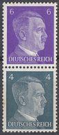 TERZO REICH - 1942 - Due Valori Nuovi MNH Se-tenant: Michel S 292, Come Da Immagine. - Zusammendrucke