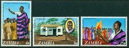 "-Zambia-1974-""President's Jubilee"" (o) - Zambia (1965-...)"