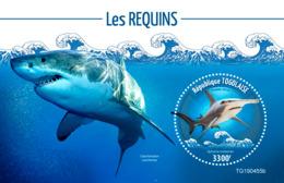 Togo  2019 Fauna Sharks   S201911 - Togo (1960-...)