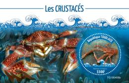 Togo  2019 Fauna  Crabs  S201911 - Togo (1960-...)
