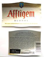 Affligem Beer Label Russia - Bière