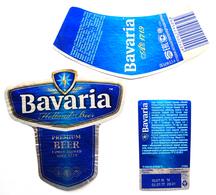 Bavaria Beer Label - Bier