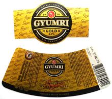 GYUMRI Beer Label Armenia - Bier