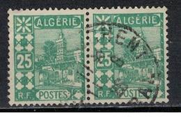 ALGERIE       N°  YVERT     42 X 2      OBLITERE       ( Ob   2/08 ) - Argelia (1924-1962)
