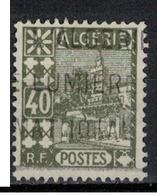 ALGERIE       N°  YVERT     45      OBLITERE       ( Ob   2/09 ) - Argelia (1924-1962)