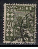 ALGERIE       N°  YVERT     45  ( 3 )     OBLITERE       ( Ob   2/10 ) - Argelia (1924-1962)