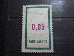 VEND BEAU TIMBRE FICTIF DE FRANCE N° F157 , XX !!! - Phantomausgaben