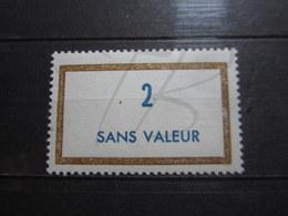 VEND BEAU TIMBRE FICTIF DE FRANCE N° F179 , XX !!! - Finti