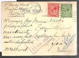 26585 - Photo Carte  Pour La France - 1902-1951 (Kings)