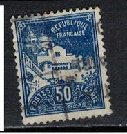 ALGERIE       N°  YVERT     47  ( 5 )    OBLITERE       ( Ob   2/11 ) - Argelia (1924-1962)