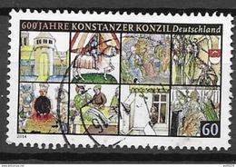 Germany/Bund Mi. Nr.: 3091 Gestempelt (brg230) - Usati