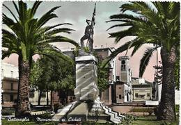 7-BATTIPAGLIA-MONUMENTO AI CADUTI - Battipaglia