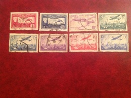 Poste Aerienne 5 6 7 8 9 10 11 12 - Airmail