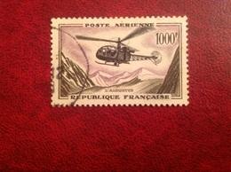 Poste Aerienne 37  Alouette - Airmail