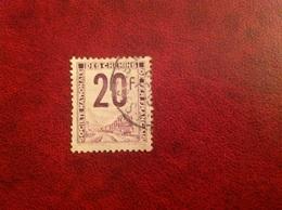 Colis Postal YT 29 20F - Pacchi Postali