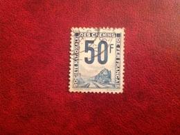 Colis Postal YT 30 50F - Oblitérés