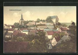 AK Katzenelnbogen, Ortspartie Mit Kirche - Deutschland