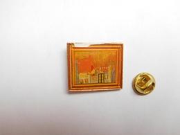 Superbe Pin's , Peinture , Art , La Chambre De Vincent Van Gogh , Signé Pin Art's - Celebrities