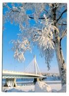 FINLAND  - AK 368993 Rovaniemi - Finland