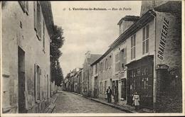 Cp Verrières Le Buisson Essonne, Rue De Paris - France