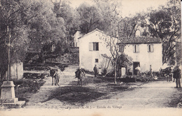 PALICON  -  ENTREE DU VILLAGE - Autres Communes